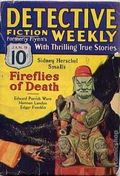 Detective Fiction Weekly (1928-1942 Red Star News) Pulp Vol. 64 #4