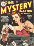 Dime Mystery Magazine (1932-1950 Popular) Dime Mystery Book Magazine Vol. 33 #1