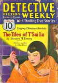 Detective Fiction Weekly (1928-1942 Red Star News) Pulp Vol. 64 #5