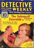 Detective Fiction Weekly (1928-1942 Red Star News) Pulp Vol. 64 #6