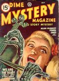 Dime Mystery Magazine (1932-1950 Dime Mystery Book Magazine - Popular) Pulp Vol. 34 #4
