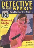 Detective Fiction Weekly (1928-1942 Red Star News) Pulp Vol. 65 #1