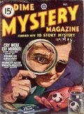 Dime Mystery Magazine (1932-1950 Dime Mystery Book Magazine - Popular) Pulp Vol. 35 #3