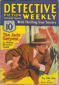 Detective Fiction Weekly (1928-1942 Red Star News) Pulp Vol. 65 #3
