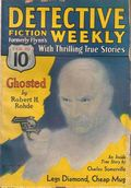 Detective Fiction Weekly (1928-1942 Red Star News) Pulp Vol. 65 #4