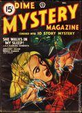 Dime Mystery Magazine (1932-1950 Dime Mystery Book Magazine - Popular) Pulp Vol. 36 #1