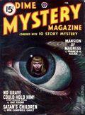 Dime Mystery Magazine (1932-1950 Dime Mystery Book Magazine - Popular) Pulp Vol. 36 #3