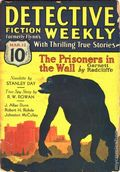 Detective Fiction Weekly (1928-1942 Red Star News) Pulp Vol. 66 #1