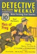 Detective Fiction Weekly (1928-1942 Red Star News) Pulp Vol. 66 #4
