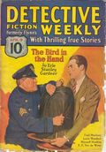 Detective Fiction Weekly (1928-1942 Red Star News) Pulp Vol. 66 #5