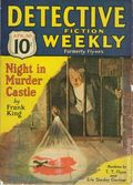 Detective Fiction Weekly (1928-1942 Red Star News) Pulp Vol. 67 #2