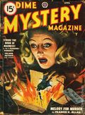 Dime Mystery Magazine (1932-1950 Dime Mystery Book Magazine - Popular) Pulp Vol. 36 #4