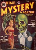 Dime Mystery Magazine (1932-1950 Dime Mystery Book Magazine - Popular) Pulp Vol. 37 #1