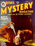 Dime Mystery Magazine (1932-1950 Dime Mystery Book Magazine - Popular) Pulp Vol. 37 #2