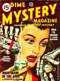 Dime Mystery Magazine (1932-1950 Dime Mystery Book Magazine - Popular) Pulp Vol. 37 #3