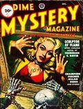 Dime Mystery Magazine (1932-1950 Dime Mystery Book Magazine - Popular) Pulp Vol. 37 #4
