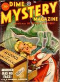 Dime Mystery Magazine (1932-1950 Dime Mystery Book Magazine - Popular) Pulp Vol. 38 #1