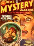 Dime Mystery Magazine (1932-1950 Dime Mystery Book Magazine - Popular) Pulp Vol. 38 #2