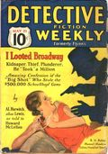 Detective Fiction Weekly (1928-1942 Red Star News) Pulp Vol. 67 #5