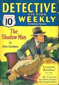 Detective Fiction Weekly (1928-1942 Red Star News) Pulp Vol. 67 #6