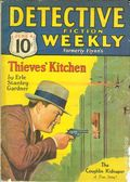 Detective Fiction Weekly (1928-1942 Red Star News) Pulp Vol. 68 #1