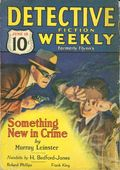 Detective Fiction Weekly (1928-1942 Red Star News) Pulp Vol. 68 #3