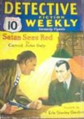 Detective Fiction Weekly (1928-1942 Red Star News) Pulp Vol. 68 #4