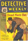 Detective Fiction Weekly (1928-1942 Red Star News) Pulp Vol. 68 #5