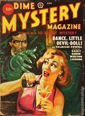 Dime Mystery Magazine (1932-1950 Dime Mystery Book Magazine - Popular) Pulp Vol. 38 #3