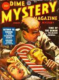 Dime Mystery Magazine (1932-1950 Dime Mystery Book Magazine - Popular) Pulp Vol. 39 #1