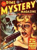 Dime Mystery Magazine (1932-1950 Dime Mystery Book Magazine - Popular) Pulp Vol. 39 #2