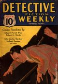 Detective Fiction Weekly (1928-1942 Red Star News) Pulp Vol. 69 #1