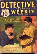 Detective Fiction Weekly (1928-1942 Red Star News) Pulp Vol. 69 #2