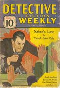 Detective Fiction Weekly (1928-1942 Red Star News) Pulp Vol. 69 #4