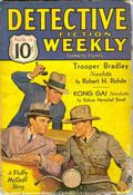 Detective Fiction Weekly (1928-1942 Red Star News) Pulp Vol. 69 #5