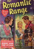 Romantic Range (1936-1938 Street & Smith) Pulp Vol. 2 #3