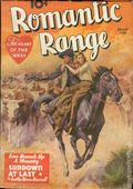 Romantic Range (1936-1938 Street & Smith) Pulp Vol. 2 #4