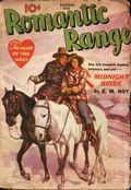 Romantic Range (1936-1938 Street & Smith) Pulp Vol. 3 #2
