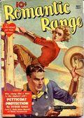 Romantic Range (1936-1938 Street & Smith) Pulp Vol. 4 #1