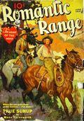 Romantic Range (1936-1938 Street & Smith) Pulp Vol. 4 #2