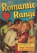 Romantic Range (1936-1938 Street & Smith) Pulp Vol. 4 #5