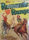Romantic Range (1936-1938 Street & Smith) Pulp Vol. 4 #6