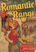 Romantic Range (1936-1938 Street & Smith) Pulp Vol. 5 #1