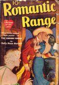 Romantic Range (1936-1938 Street & Smith) Pulp Vol. 5 #3