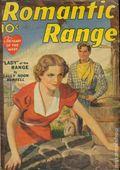 Romantic Range (1936-1938 Street & Smith) Pulp Vol. 5 #6