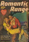 Romantic Range (1936-1938 Street & Smith) Pulp Vol. 6 #1
