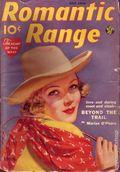 Romantic Range (1936-1938 Street & Smith) Pulp Vol. 6 #3
