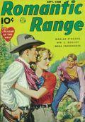 Romantic Range (1936-1938 Street & Smith) Pulp Vol. 6 #5