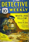 Detective Fiction Weekly (1928-1942 Red Star News) Pulp Vol. 70 #6