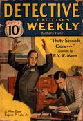Detective Fiction Weekly (1928-1942 Red Star News) Pulp Vol. 71 #1